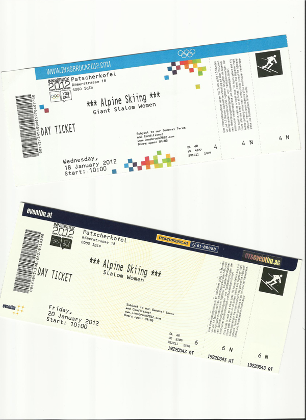 Olympic Tickets1